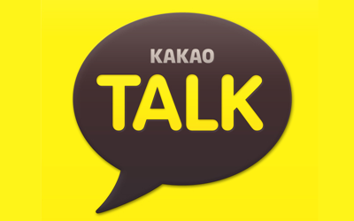 برنامج kaokao talk للأندرويد