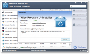 Download Wise Uninstaller